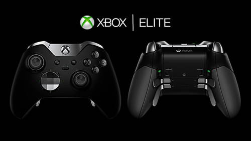 Controle Xbox One Elite Bundle